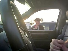 Wixen im auto