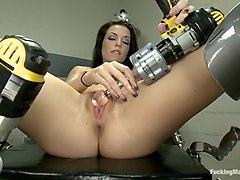 Maschine katja orgasmus Katja Krasavice